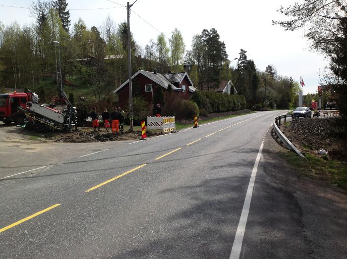 Strassenquerung, street crossing © TERRA AG, Reiden, Switzerland