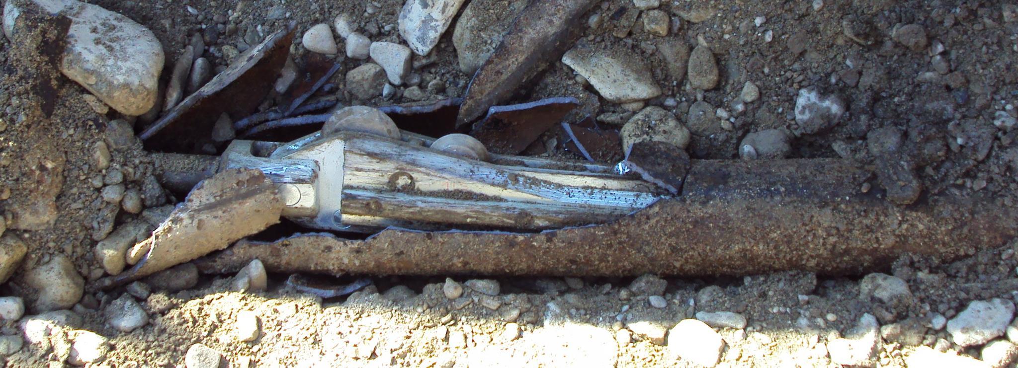 Renovación de tuberías