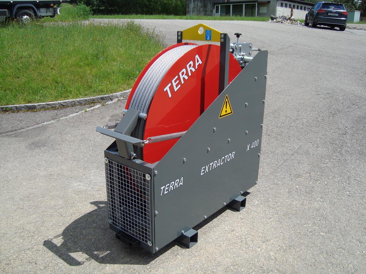 Tambor para cable