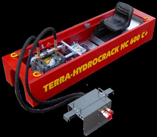 berster TERRA Hydrocrack HC 600 C+ für Berstlining